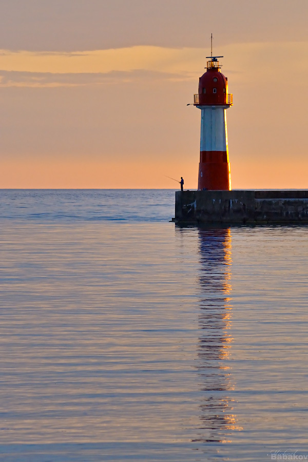 Evening at the Lighthouse