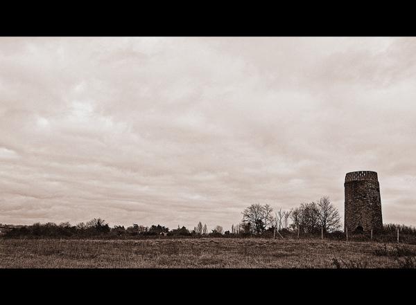 Une région peuplée de moulins...