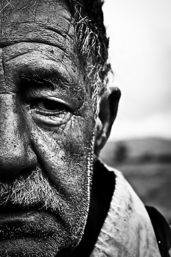 Old man ...