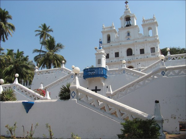 Immaculate Conception Church, Panjim, Goa, India