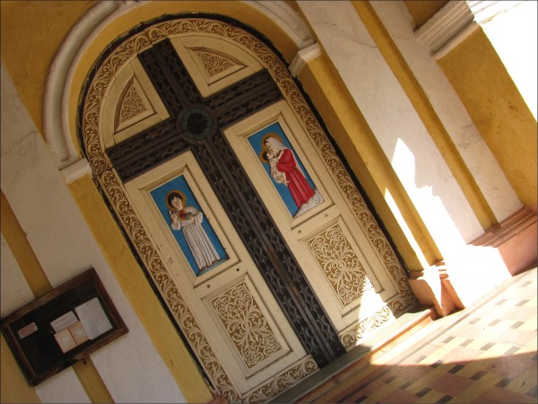 Church, Old Goa, India