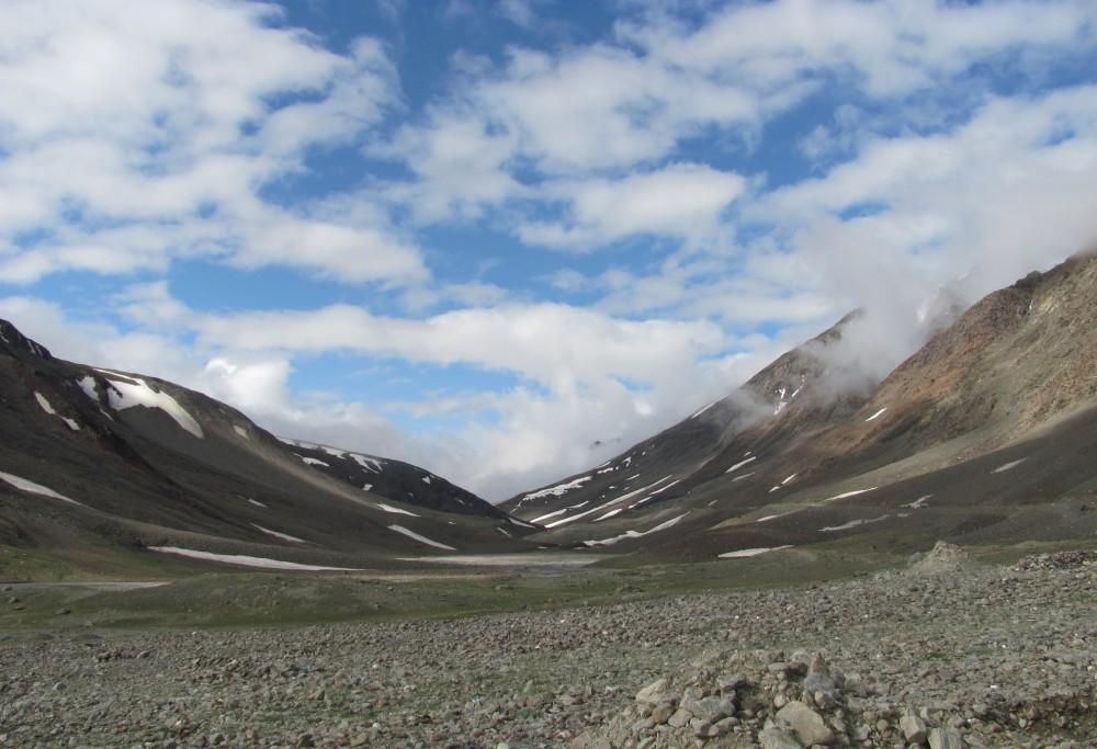 On the way to Leh, Ladakh, India