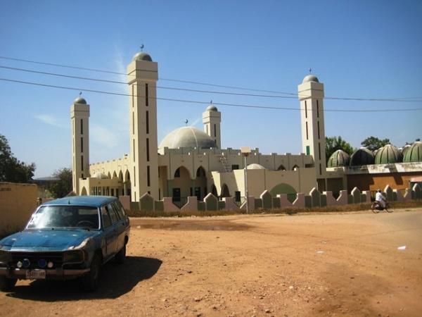 Jumma'at mosque