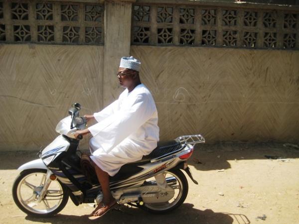 Myself on Bike