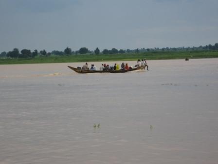 Rive Niger in Yauri
