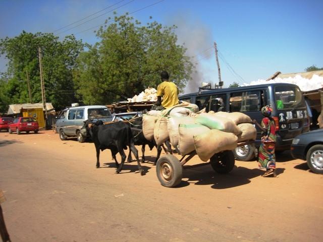 KAMBA A BORDER TOWN BETWEEN NIGERIA AND NIGER REP