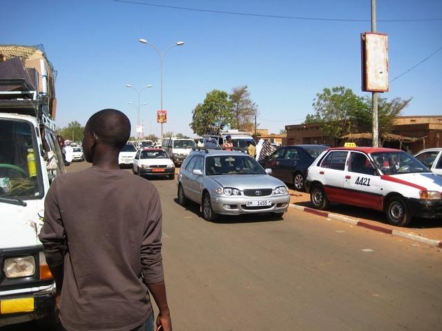 In Niamey Niger Republic