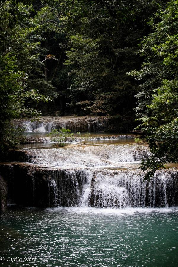 Thailand:  Waterfall