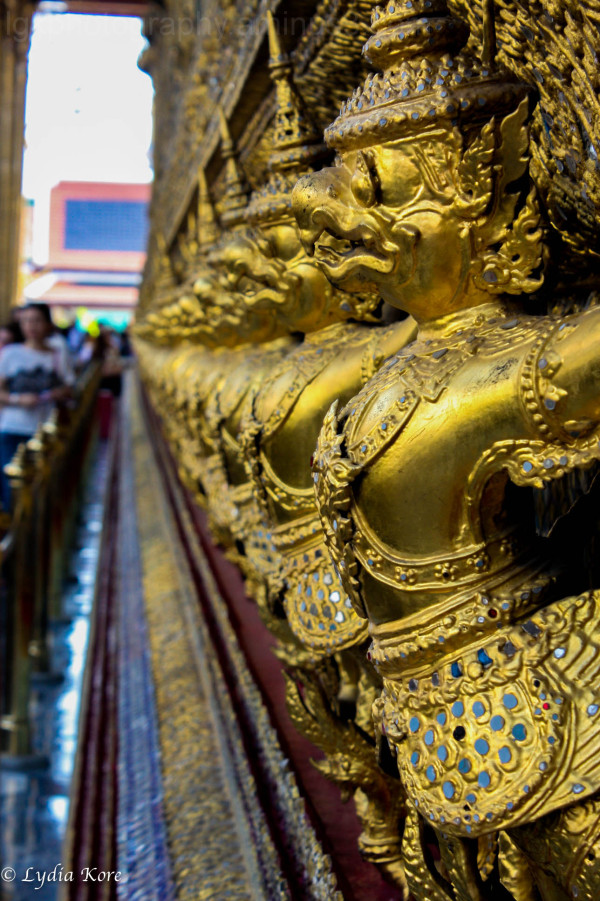 Thailand:  The Grand Palace 7