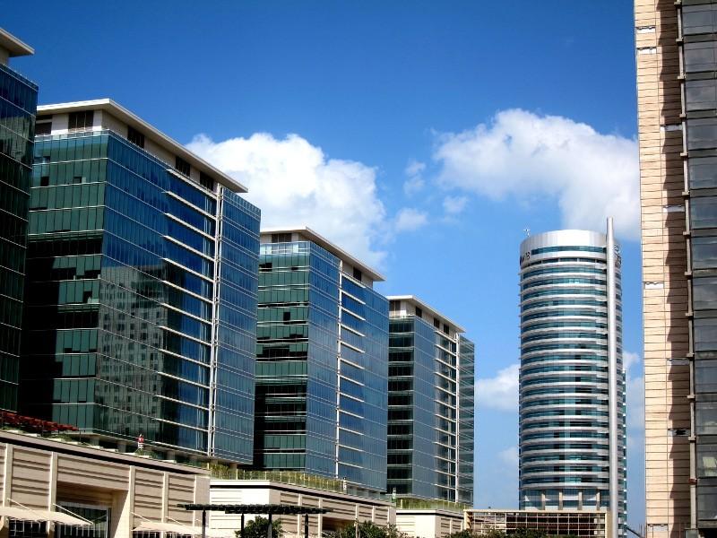Downtown Jebel Ali, Dubai