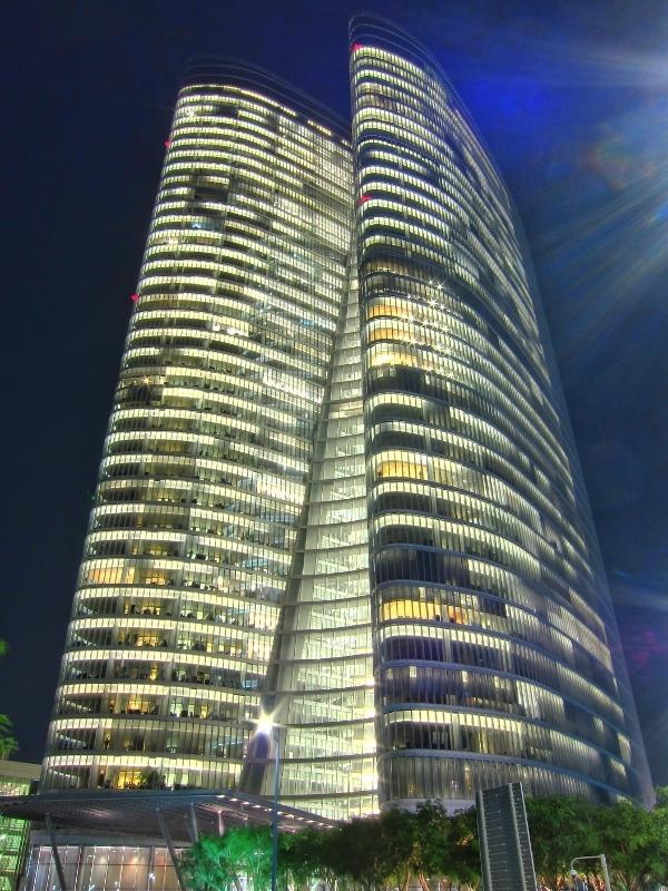 ADIA building, Abu Dhabi