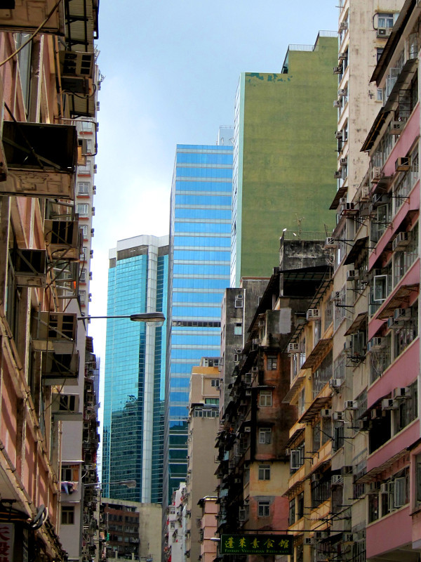 Fortress Hill, Hong Kong