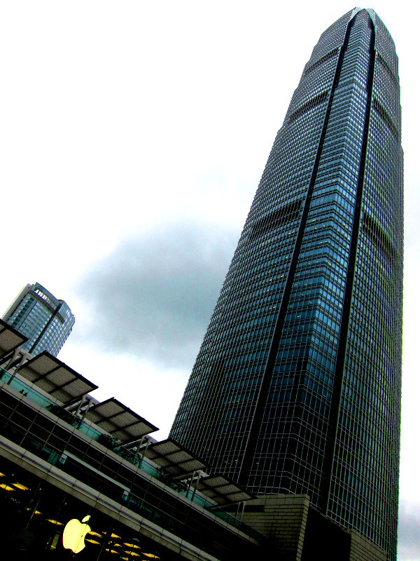 One International Finance Centre, Hong Kong