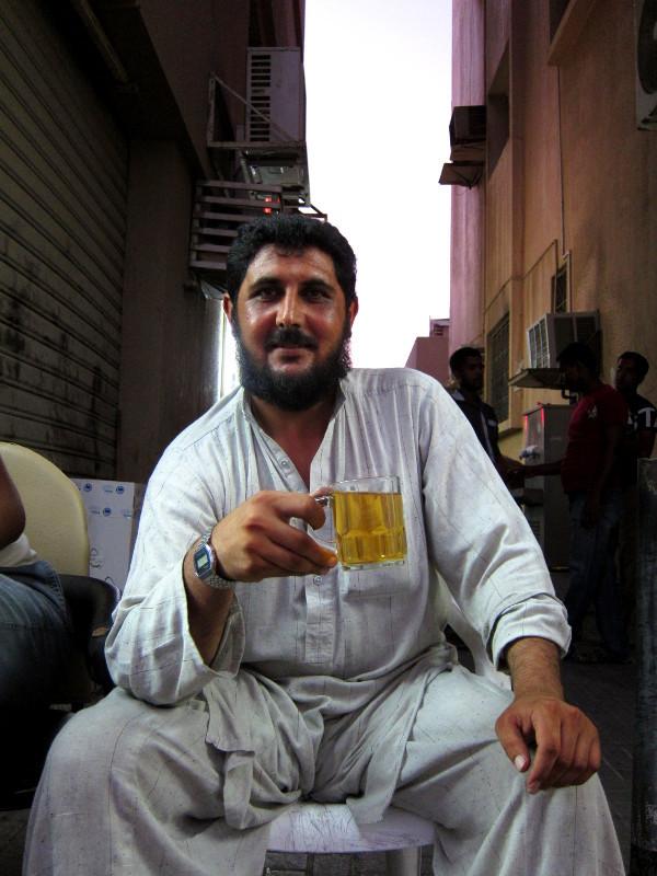 Tea drinker, Satwa, Dubai