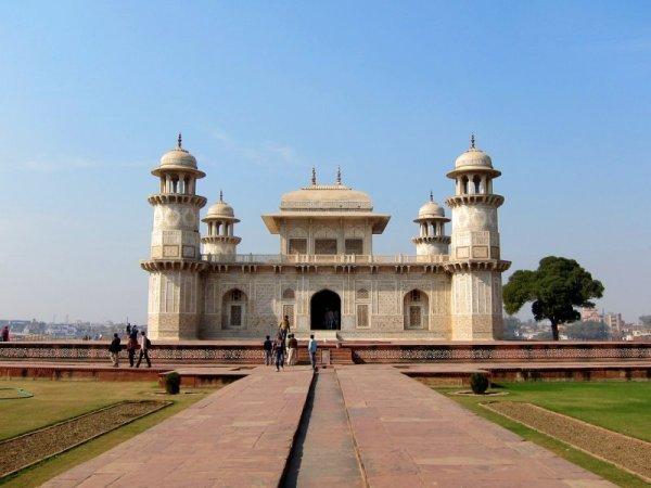Itimad Ud Daulah's Tomb, Agra, India
