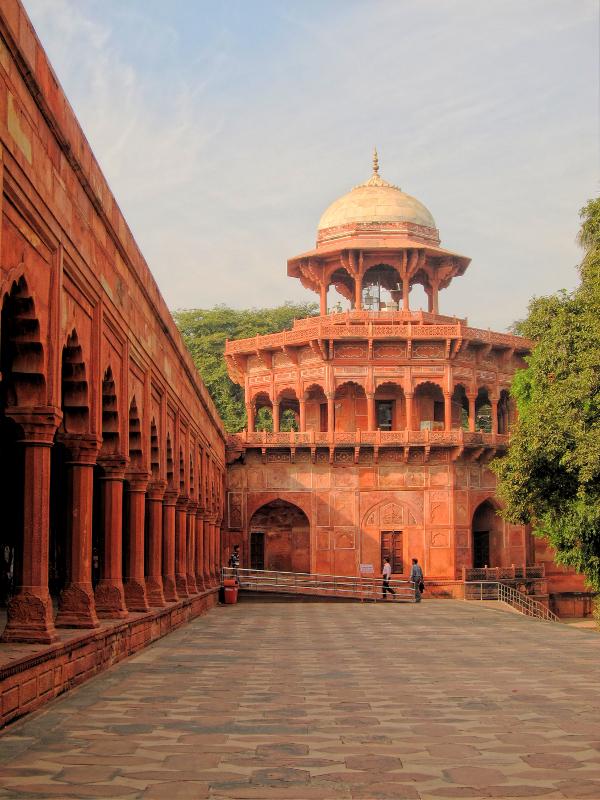 Taj Mahal complex, Agra, India