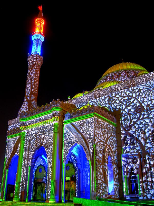 Al Noor Mosque, Sharjah