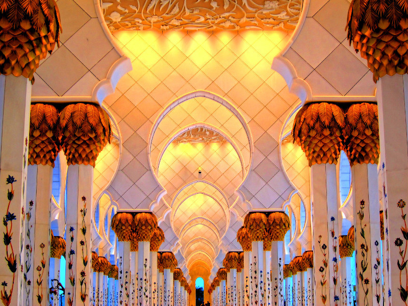 Sheikh Zayed Grand Mosque, Abu Dhabi