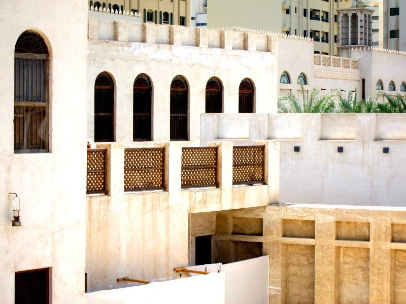View from Beit Al Shamsi, Sharjah