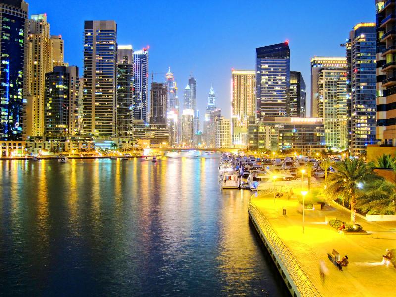 Marina, Dubai