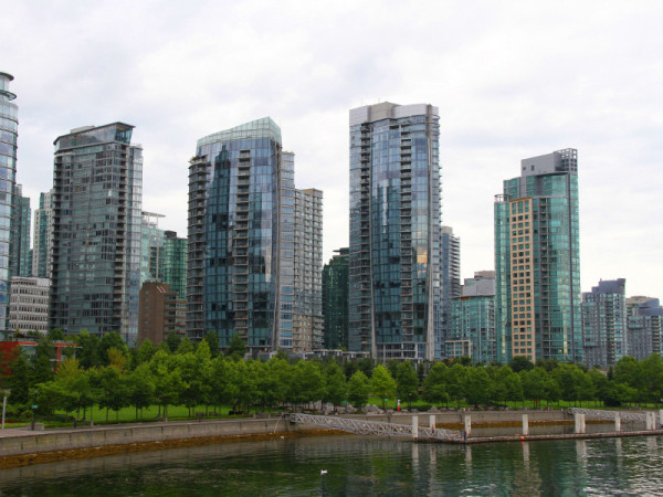Coal Harbour, Vancouver, Canada