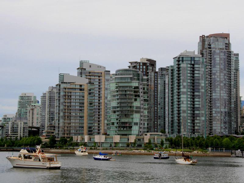 False Creek, Vancouver, Canada