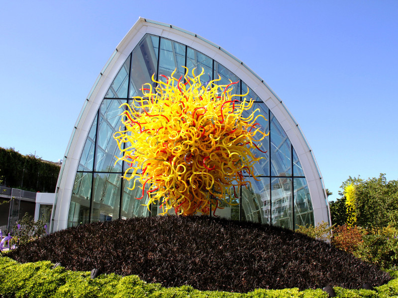 Chihuly Garden, Seattle, United States