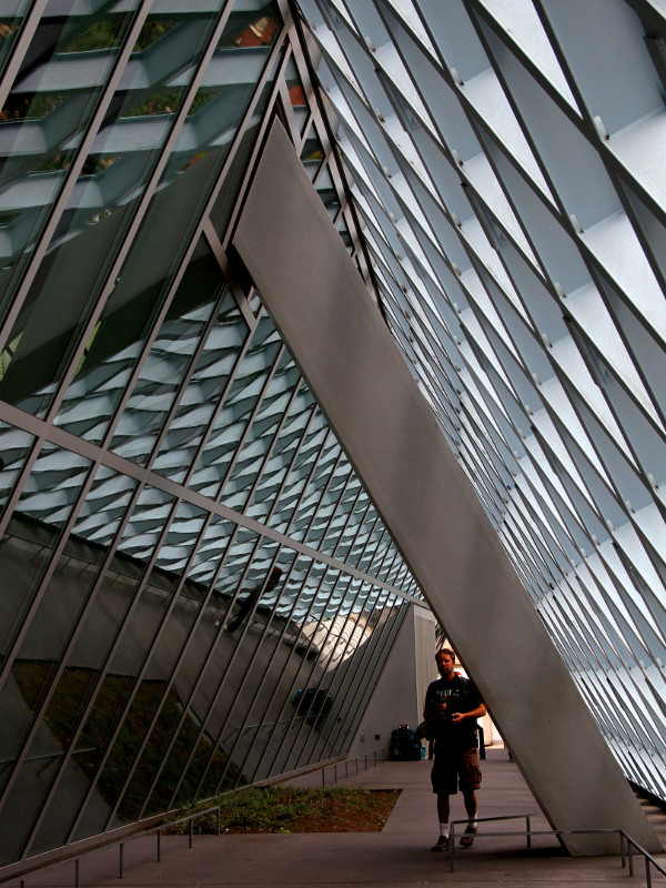 Seattle Public Library, Seattle, United States