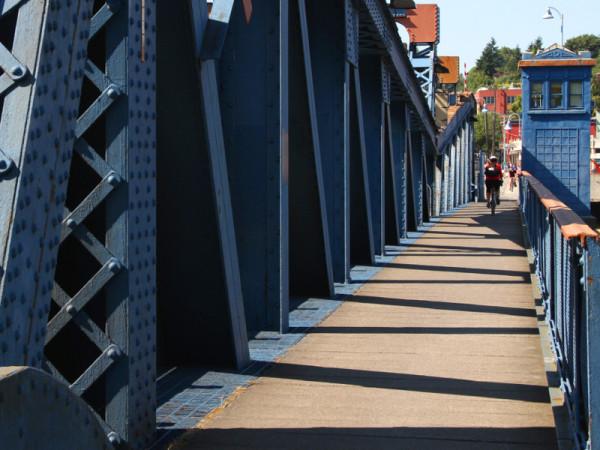 Fremont Bridge, Seattle, United States