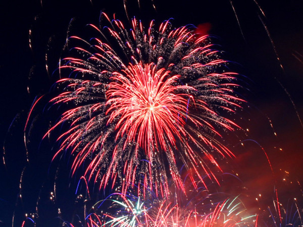 Fireworks, Seattle, United States