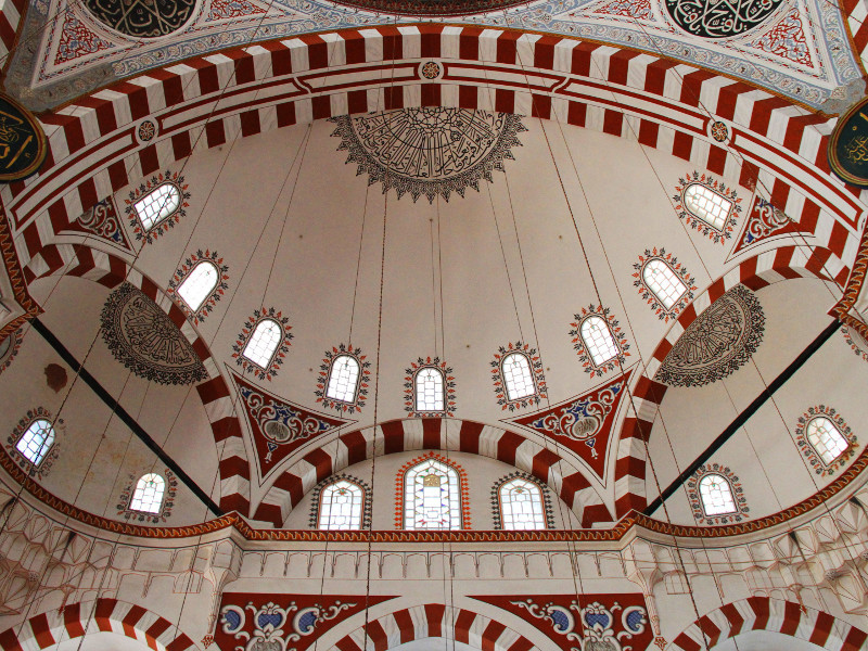 Sehzade Mosque, Istanbul, Turkey