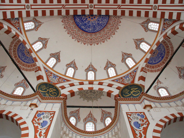 Sehzade Mosque, Istanbul, Turkey