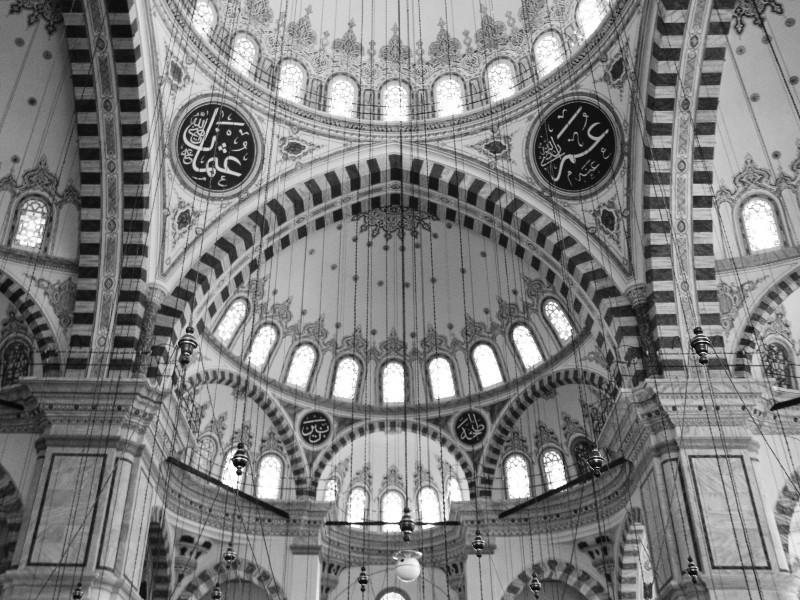 Fatih Mosque, Istanbul, Turkey