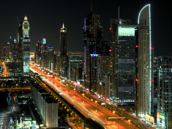 Sheikh Zayed Road, Dubai