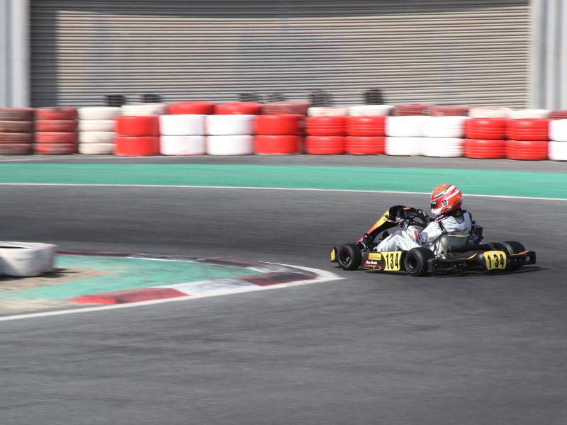 Kartdrome, Dubai