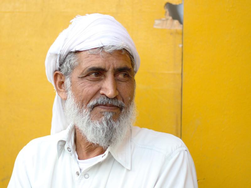 Shopkeeper, Deira, Dubai