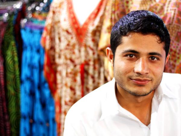 Shopkeeper, Bur Dubai, Dubai