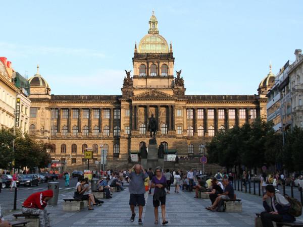 Czech National Museum, Prague, Czech Republic