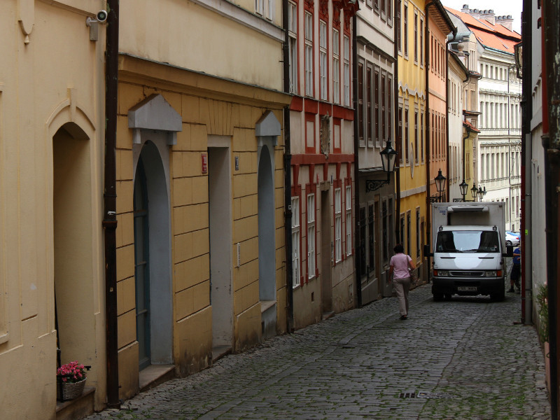 Malá Strana, Prague, Czech Republic