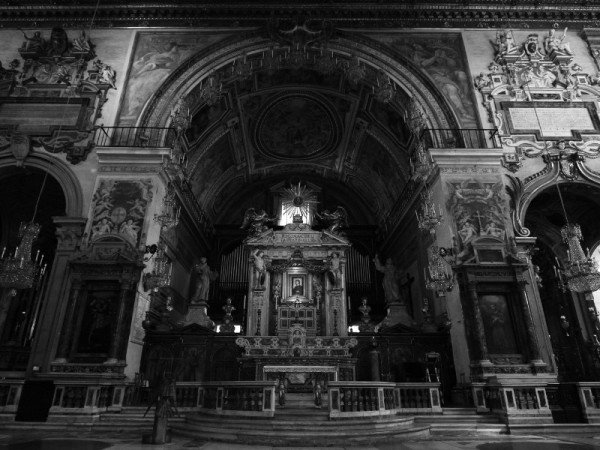 Santa Maria in Aracoeli Basilica, Rome, Italy