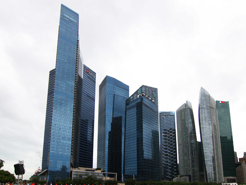 Downtown Core, Singapore