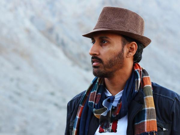 Hiker, Ras Al Khaimah