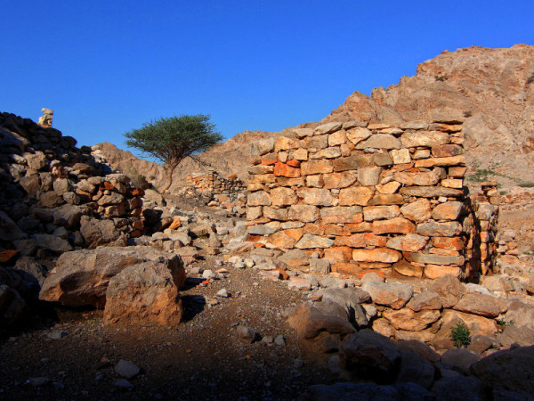 Abandoned village, Ras Al Khaimah