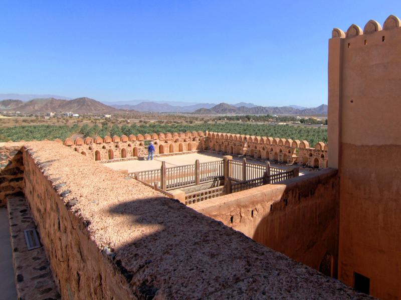 Jibreen Castle, Oman