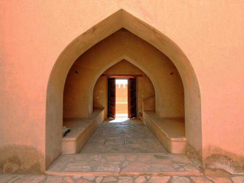 Ibri Castle, Oman