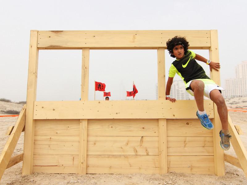 Spartan Race, Dubai