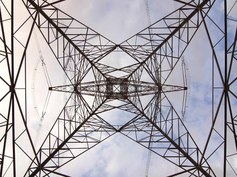 Transmission pylon, Sharjah