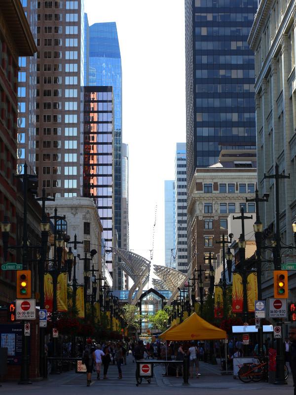 Eighth Avenue SW, Calgary, Canada