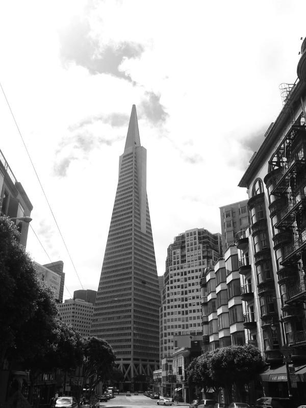 Transamerica Pyramid, San Francisco, United States