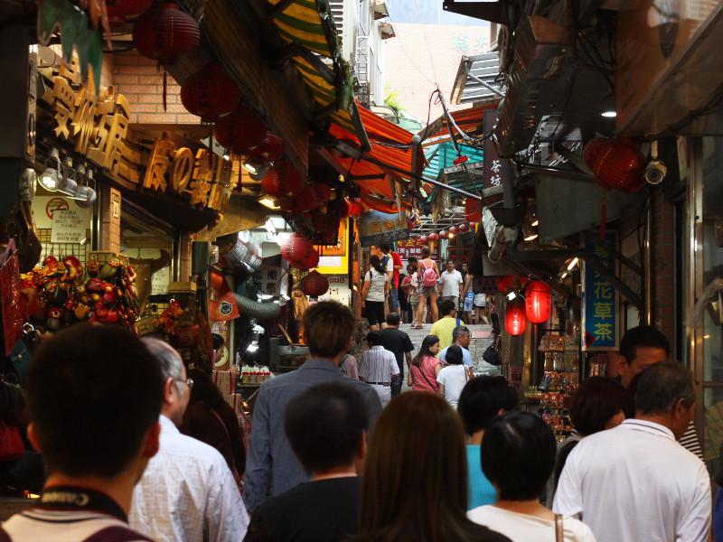 Jiufen Old Street, Jiufen, Taiwan